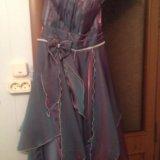 Нарядное платье для девочки. Фото 1. Апрелевка.