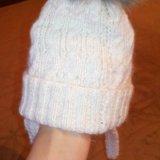 Продам новую зимнюю шапку. Фото 2.