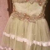 Платье праздничное. Фото 3.