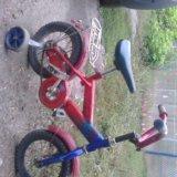 Продам детский велик. Фото 2. Буинск.