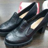 Женские туфли. кожа. Фото 1. Руза.
