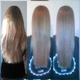 Кератиновое выпрямление волос. Фото 2. Динская.