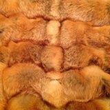 Шуба из лисы поперечка. Фото 2.