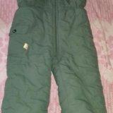 Детская зимняя куртка+ полукомбинезон. Фото 4.