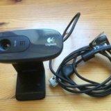 Веб-камера logitech c270 hd 720p. Фото 1.