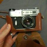 Фотоаппарат фэд-5в. Фото 1.
