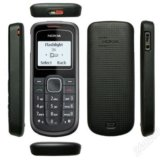 Nokia 1202 black.новые. Фото 1.