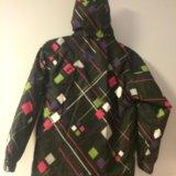 Зимняя детская спортивная куртка quiksilver. Фото 2. Санкт-Петербург.