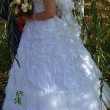 Продаю свадебное платье. Фото 3.
