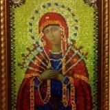 Икона божьей матери семистрельная. Фото 4.