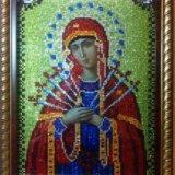 Икона божьей матери семистрельная. Фото 2.