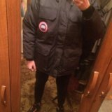 Канадская зимняя куртка.. Фото 1.