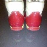 Ортопедические ботиночки б/у. Фото 1. Балашиха.