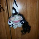 Кукла из капрона. Фото 1.