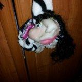 Кукла из капрона. Фото 3.