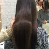 Ботокс для волос. Фото 2. Москва.