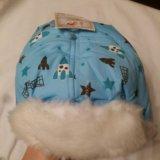 Новая зимняя шапка. Фото 2.