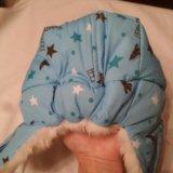 Новая зимняя шапка. Фото 4.