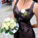 Платье кружевное. Фото 1.