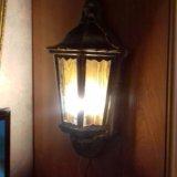 Настенный светильник. Фото 1. Дзержинский.
