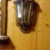 Настенный светильник. Фото 2. Дзержинский.