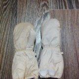 Краги (варежки), 2-3 года. Фото 1.