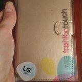Кейс книжка lg k 8 оригинал. Фото 3. Саратов.