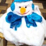 Новогодний костюм снеговик, 3-5 лет. Фото 1.