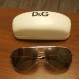 Солнцезащитные очки dg aviator (оригинал.). Фото 1. Березники.