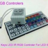 Контролер для rgb ленты. Фото 4.