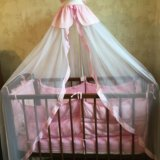 Детская кроватка. Фото 1. Красногорск.