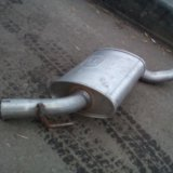 Глушитель. Фото 3. Белгород.
