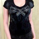 Женская футболка. Фото 1.