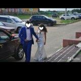 Белое/вечернее/свадебное платье. Фото 3. Москва.