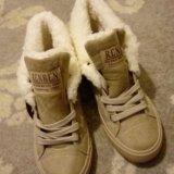 Ботинки зимние. Фото 2. Архангельск.