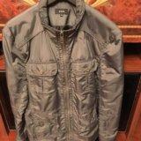 Мужская плащевая куртка. Фото 1.