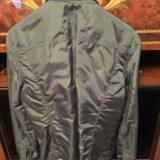Мужская плащевая куртка. Фото 2.
