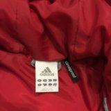 Куртка адидас (оригинал). Фото 3.