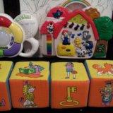 Музыкальные панельки для малыша. Фото 1.
