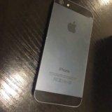 Iphone 5 space grey. Фото 1. Балашиха.