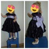 Платье нарядное blossom. made in u.s.a. Фото 1.