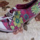 Ботинки на коблуках. Фото 1.