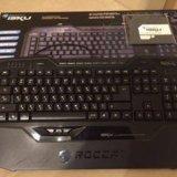 Игровая клавиатура roccat. Фото 1.