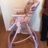 Детский стульчик для кормления. Фото 3. Санкт-Петербург.