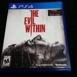 Play station 4 + gta 5 + fifa 14 + evil within. Фото 2.