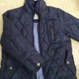 Zara 104-110 джинсы в подарок. Фото 1.