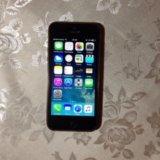 Iphone 5, 16 gb, чёрный. Фото 2.