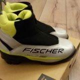 Лыжные ботинки fisher. Фото 2. Балашиха.