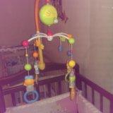Музыкальная игрушка на кроватку. Фото 2. Краснодар.