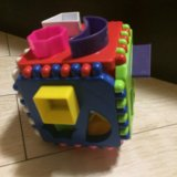 Логический куб. Фото 1.